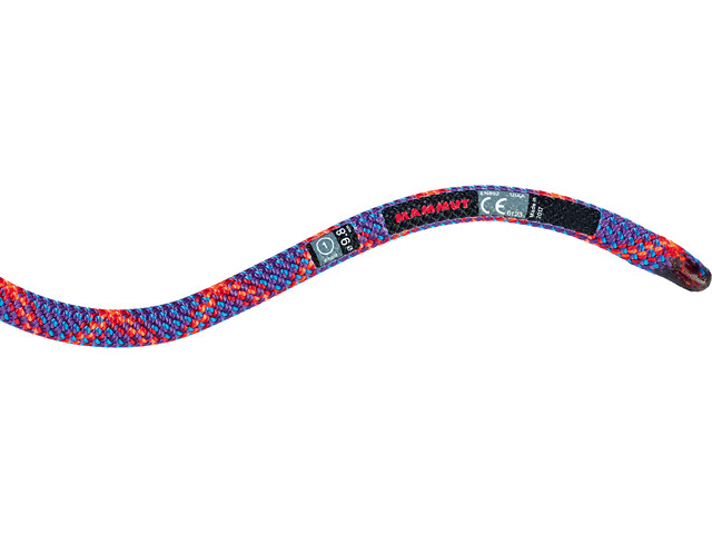 Mammut 9.8 Eternity Protect Rope 50m violet-fire